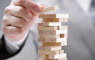 Bei Banken kommt es auch auf das Risikomanagement an