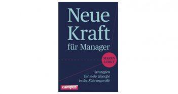 Buchtipp: Neue Kraft für Manager