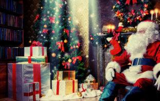 Ist das Weihnachtsfest durch Online Shopping in Gefahr?
