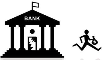 Banküberfälle lohnen sich nicht mehr