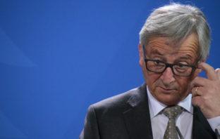 Jean-Claude Juncker, Präsident der EU Kommission