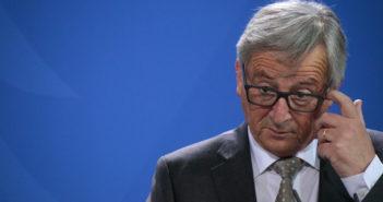 Jean-Claude Juncker, EU Kommission