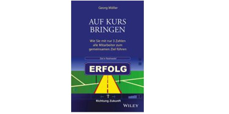 Buchtipp: Auf Kurs bringen von Georg Möller