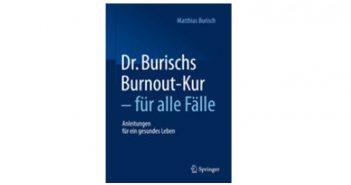 Buchtipp: Dr. Burischs Burnout-Kur – für alle Fälle
