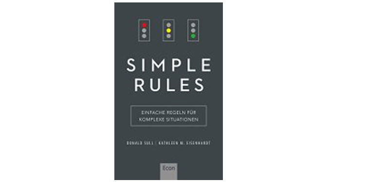 Buchtipp: Simple Rules