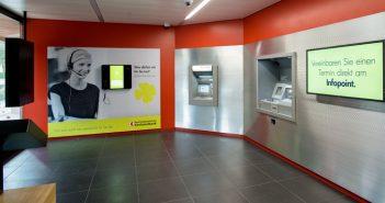 Innovative SB-Filiale Schweiz