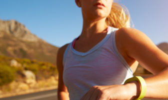 Fitness und Finanzdienstleistung