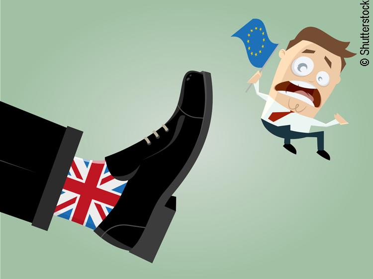 Mögliche Brexit-Folgen