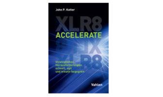 Buchempfehlung: Accelerate von John P. Kotter