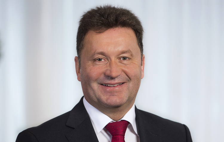 Martin Hettich, Vorstandsvorsitzender, Sparda-Bank Baden-Württemberg