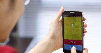 Snapchat liegt voll im Trend