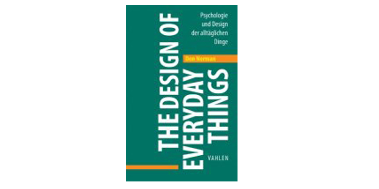 Buchempfehlung: The Design of Everyday Things