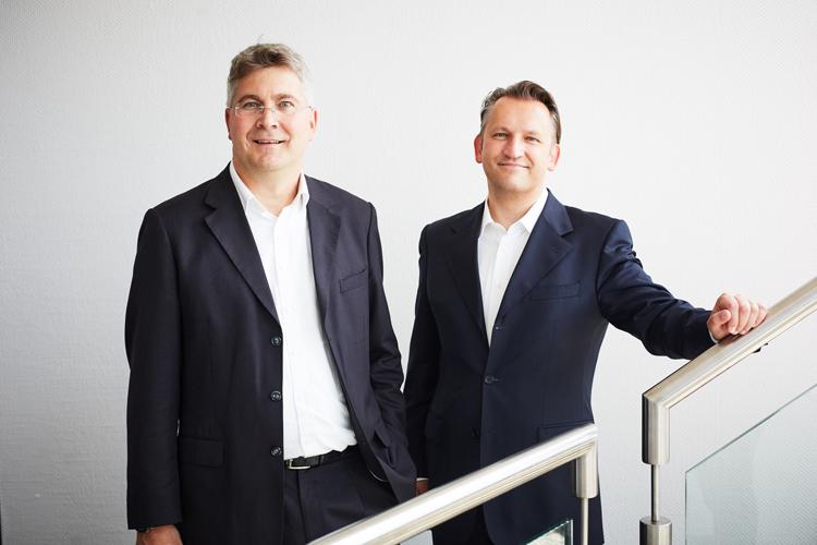 Frank S. Jorga und Franz Thomas Fürst - Geschäftsführer WebID