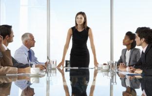 Führungsprofil eines Bank CEO
