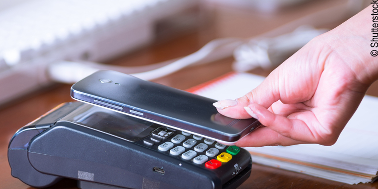 Mobiles Bezahlen ist einfach