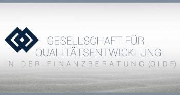 Partner des Bank Blog: Gesellschaft für Qualitätsentwicklung in der Finanzberatung mbH