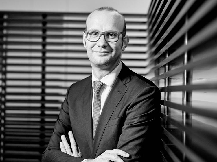 Fabian Flach, Geschäftsleitung SAP Deutschland
