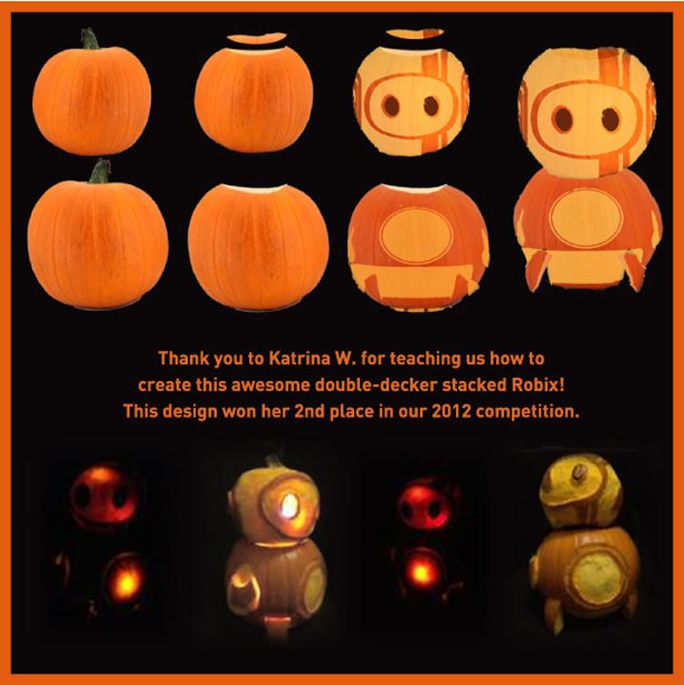 Halloween Kürbis im Bankmarketing nutzen