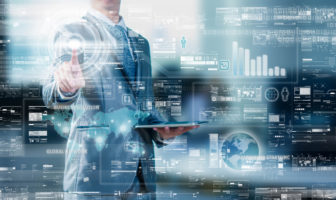 Zunehmende Digitalisierung der Arbeit