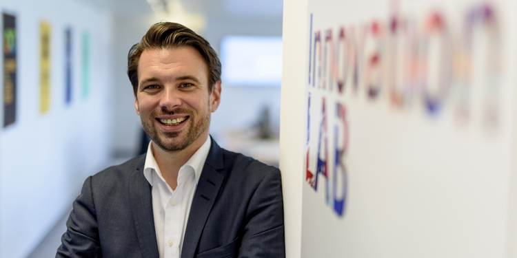 Franz Welter, Innovationsmanager DZ Bank