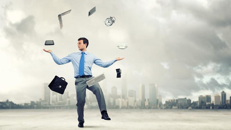 Unternehmensberater und die Suche nach Innovationen