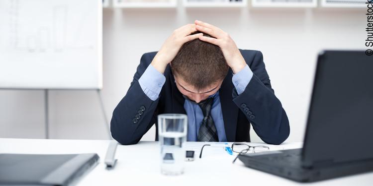 Digitalisierung und Stress am Arbeitsplatz