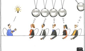 Kreativität in Banken und was von ihr übrigbleibt
