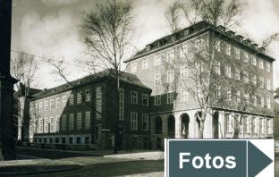 Bankfiliale 1929 Außenansicht