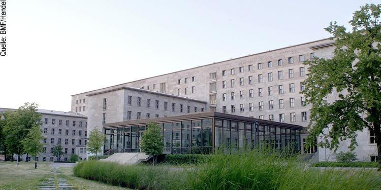 Detlev-Rohwedder-Haus - Bundesministerium der Finanzen