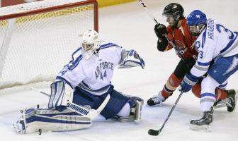 Eishockey, Banken und Erfolg