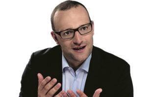 Jens Spahn, FinTech-Beauftragter der Bundesregierung