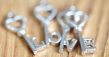 Liebe zwischen Bank und ihren Kunden