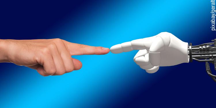 Einsatz von Robotern im Banking