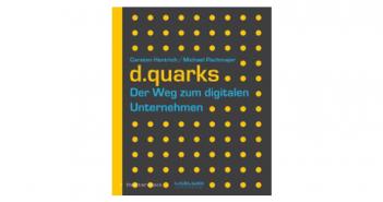 Buchtipp: d.quarks von Carsten Hentrich und Michael Pachmajer
