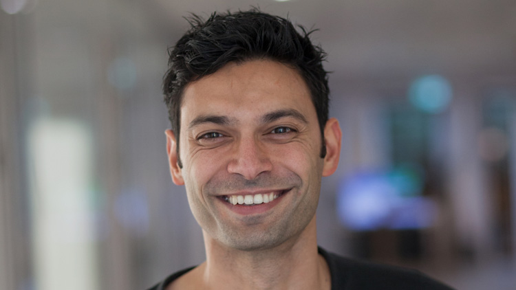 Ali Niknam, Gründer und CEO von bunq