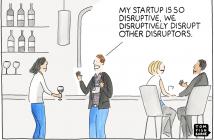 Disruptive Innovationen bei FinTech-Startups