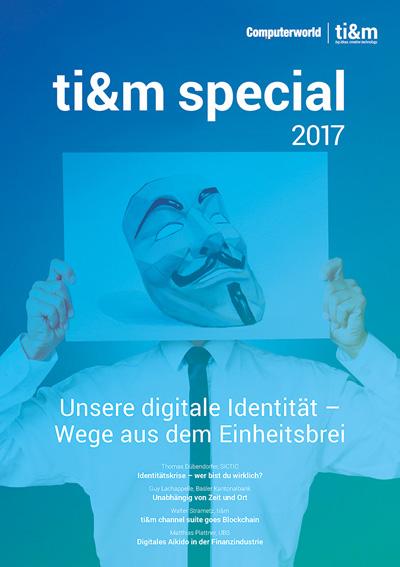 ti&m special 2017: Unsere Digitale Identität
