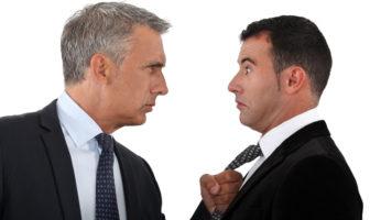 Schlechte Führung durch schlechte Chefs