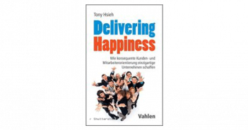 Buchempfehlung: Delivering Happiness