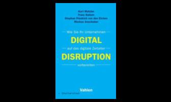 Buchempfehlung: Digital Disruption