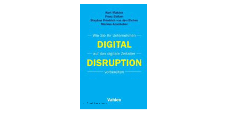 Buchempfehlung: Digital Disruption