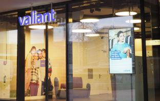 Innovatives Filialkonzept der Valiant Bank