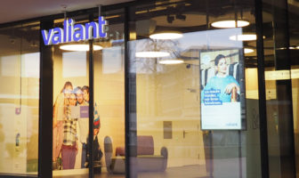 Innovatives Filialkonzept der Valiant Bank