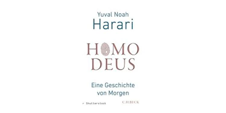Buchempfehlung: Homo Deus - Eine Geschichte von Morgen