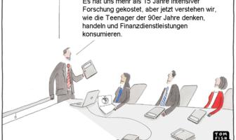 Junge Bankkunden besser verstehen