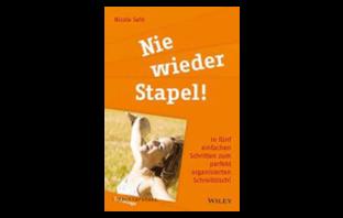 Buchempfehlung: Nie wieder Stapel!