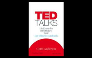 Buchempfehlung: TED Talks - Die Kunst der öffentlichen Rede
