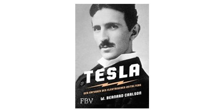 Buchempfehlung: Tesla - Der Erfinder des elektrischen Zeitalters