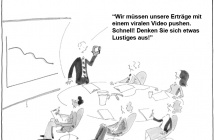 Virales Video Marketing in Banken