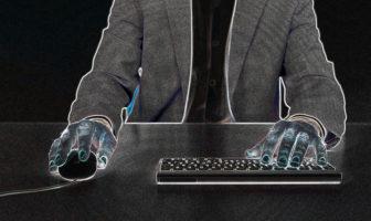 Zunahme von Cyberkriminalität